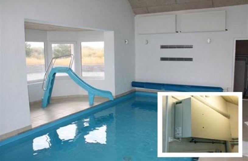 Affugtning af pool- og spa rum